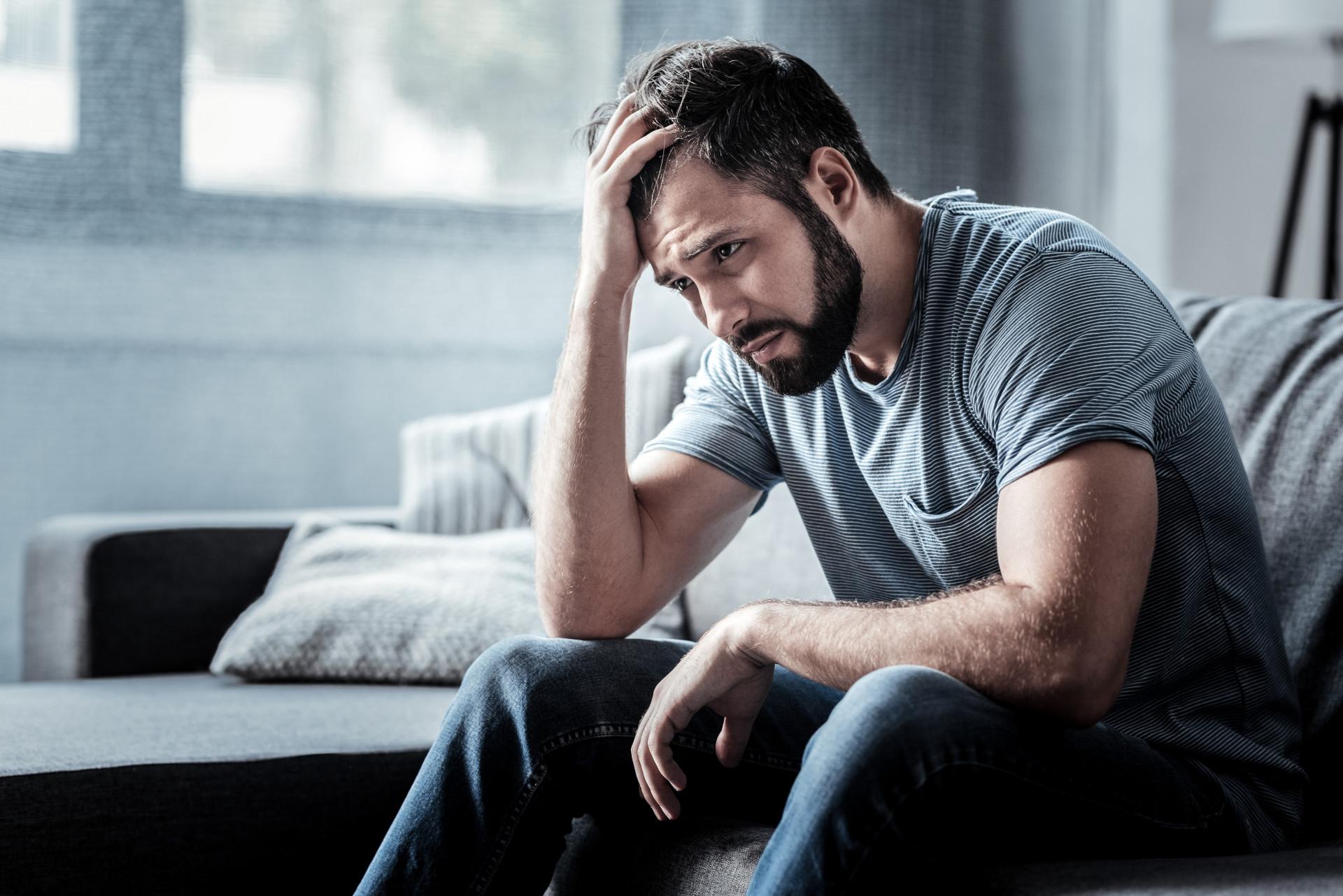 Depresja, czyli mało męska choroba