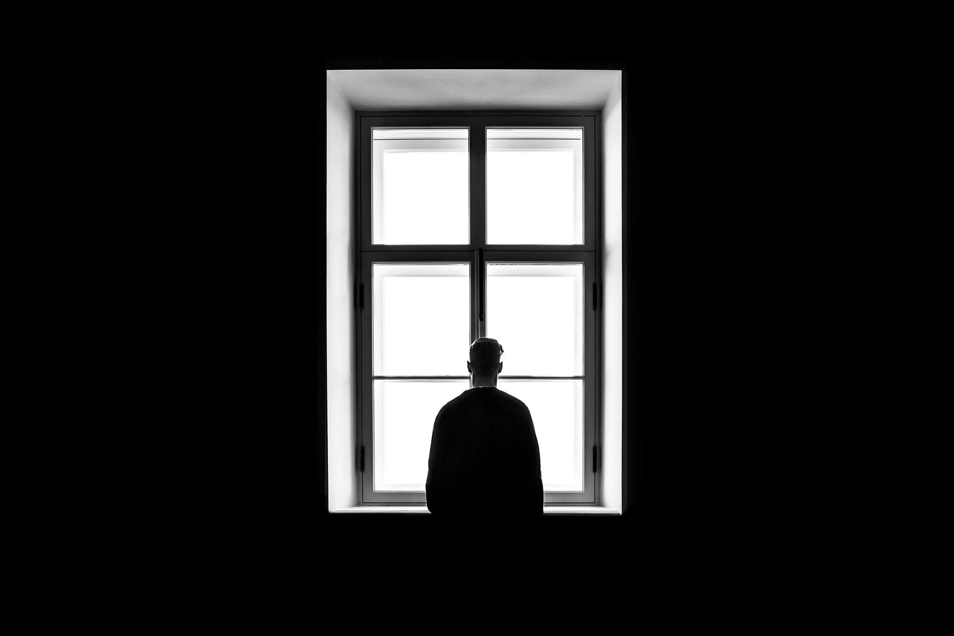 Siedzenie w domu a depresja