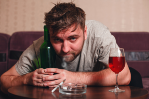 Alkohol w depresji